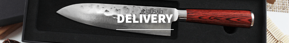 Discover the shipping options offered on Wusaki.com